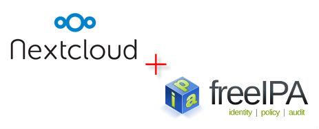Nextcloud + FreeIPA